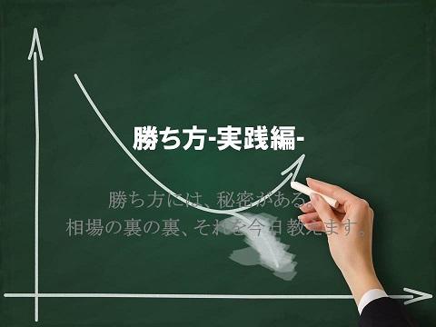勝ち方実戦編-フリーパスプラン-